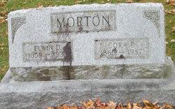Cora P <I>Cummings</I> Morton