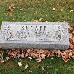 Margaret J <I>Smith</I> Shoaff