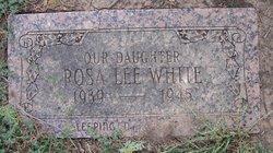Rosa Lee White