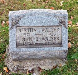 John B Walser