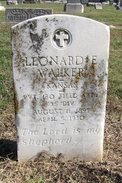 Leonard E. Walker