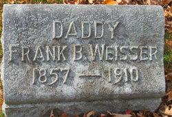 Frank B Weisser