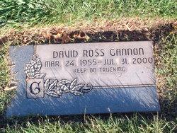 David Ross Gannon
