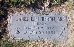 James E. Netherton, Sr