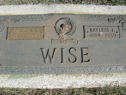 Bayless L Wise