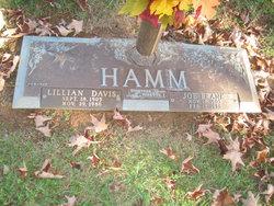 Joe Frank Hamm