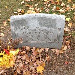 David W Cooper