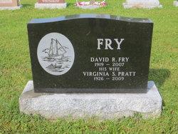 Virginia S. <I>Pratt</I> Fry
