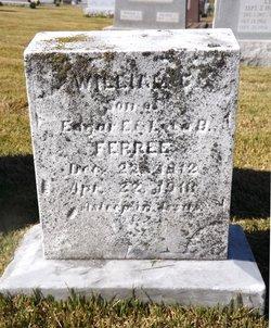 William C. Ferree