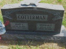 Mary Leona <I>Meyers</I> Cotterman