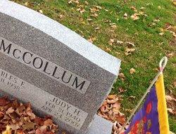 Judy H McCollum
