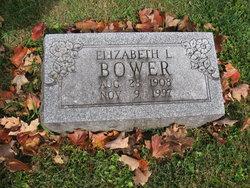 Elizabeth Landis Bower