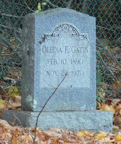 Oledia F. Gatts