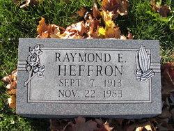 Raymond E Heffron