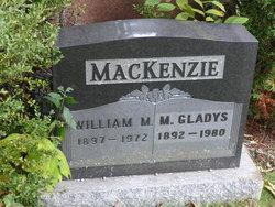 M Gladys MacKenzie