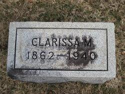 Clarissa M Haines