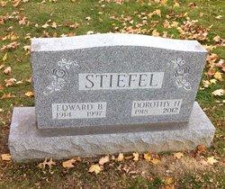 Edward B Stiefel