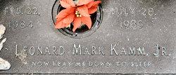 Leonard Mark Kamm, Jr