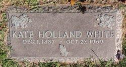 Kate Holland White