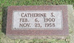 Catherine <I>Sharkey</I> Adams