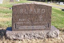Ruby L. Rupard