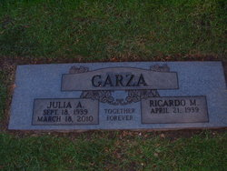 Julia A Garza
