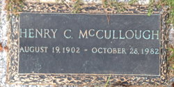 Henry C. McCullough