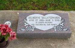 """Delmerine """"Della"""" <I>Silvesan</I> Edwards"""