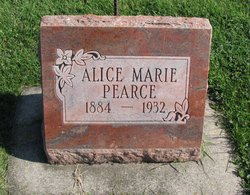 Alice Marie Pearce