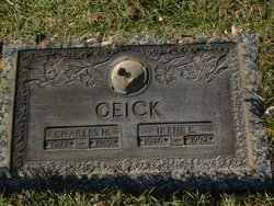 Charles Henry Geick