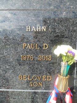 Paul D Hahn