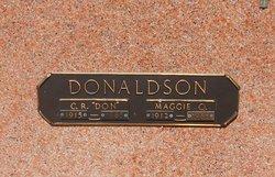 "C. R. ""Don"" Donaldson"