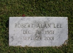 Robert Alan Lee