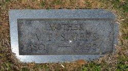 Vashti Elizabeth <I>Ayers</I> Simers