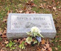 Edwin L Brooks