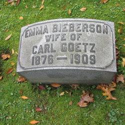 Emma M. <I>Bieberson</I> Goetz