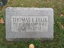 Thomas E. Felix