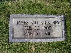 James Willis Cathey