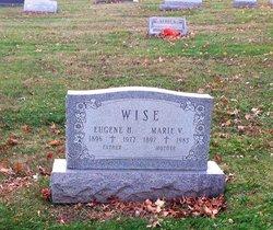 Marie V <I>Swick</I> Wise