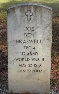 Joe Ben Braswell