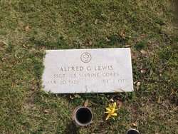 SSGT Alfred G. Lewis