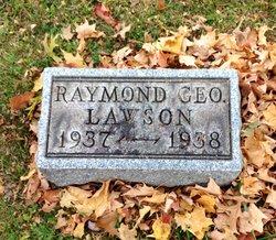 Raymond George Lawson