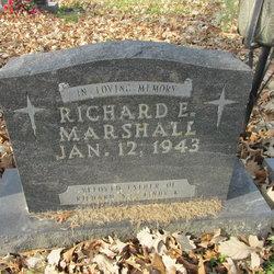 Richard E. Marshall