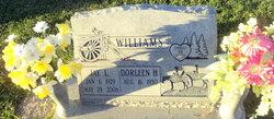 Dorleen Joyce <I>Harrof</I> Williams