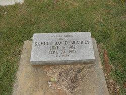 Pvt Samuel David Bradley