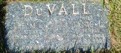 Janie L. <I>Mitchell</I> Duvall
