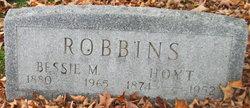 Bessie M Robbins