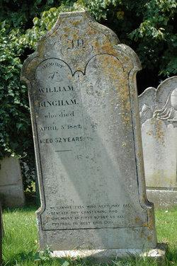 William Ringham