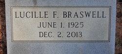 Lucille <I>Folds</I> Braswell