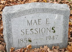 Mae E <I>Perkins</I> Sessions